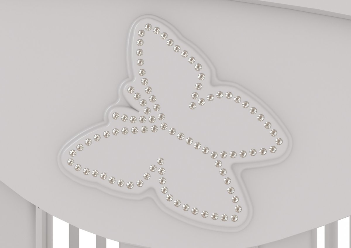 Детская кроватка «джулия»